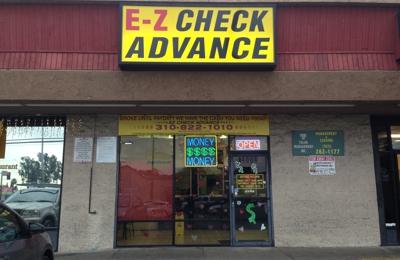 Atlantic Financial dba E Z Check Advance - Marina Del Rey, CA