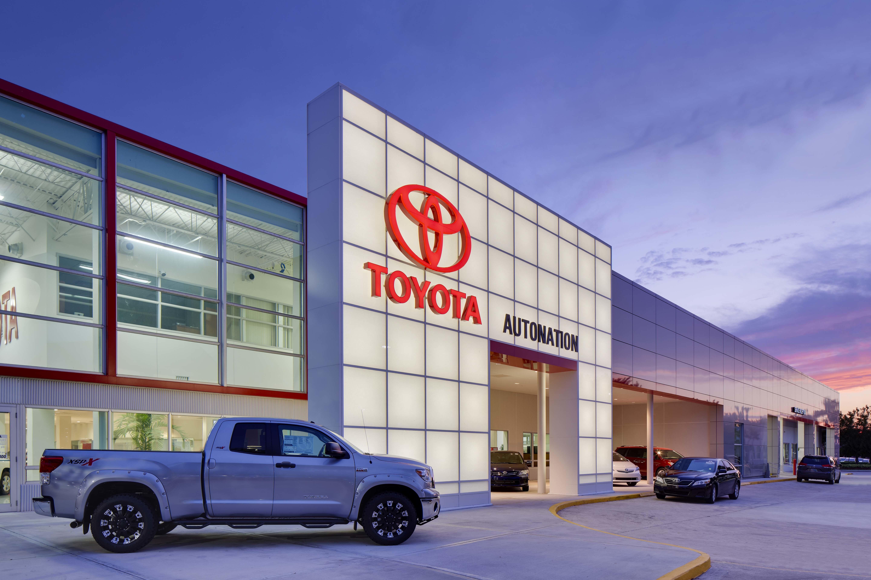 AutoNation Toyota Weston 4050 Weston Rd Suite 1 Davie FL