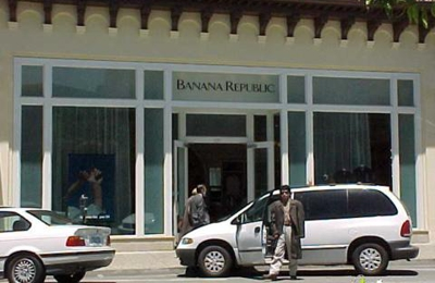 Banana Republic - Burlingame, CA