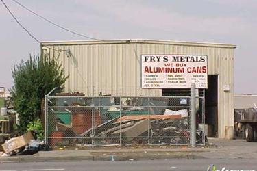 Fry's Metal