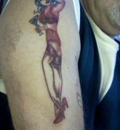 Lucky Vans Tattoo - San Francisco, CA