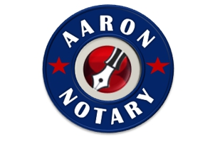 Become a NotaryAaronNotary.com