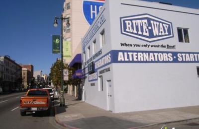 Rite Way Electric - San Francisco, CA