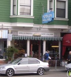 Stella Pastry Cafe - San Francisco, CA