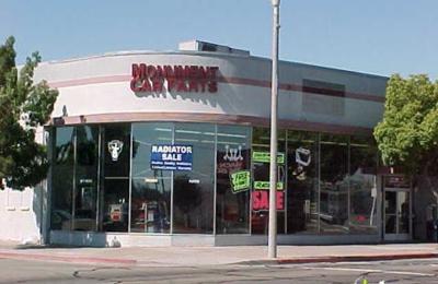 Monument Car Parts - Livermore, CA