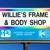 Willie's Frame & Body