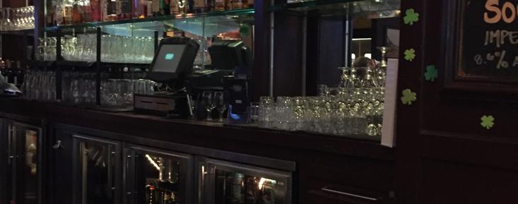 Emerald loop bar