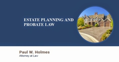 Law Office of Paul W. Holmes - Fremont, CA