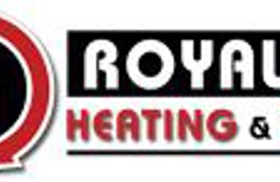 Royal Oak Heating Cooling Mi