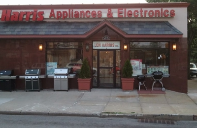 Len Harris Appliance - Fresh Meadows, NY. Our store front