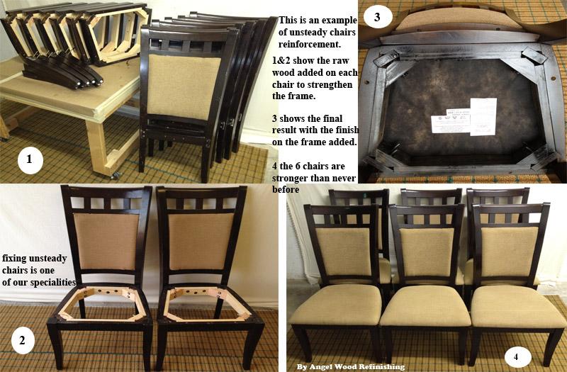 Angel Wood Refinishing 1300 E Arapaho Rd Ste 114, Richardson, TX 75081    YP.com