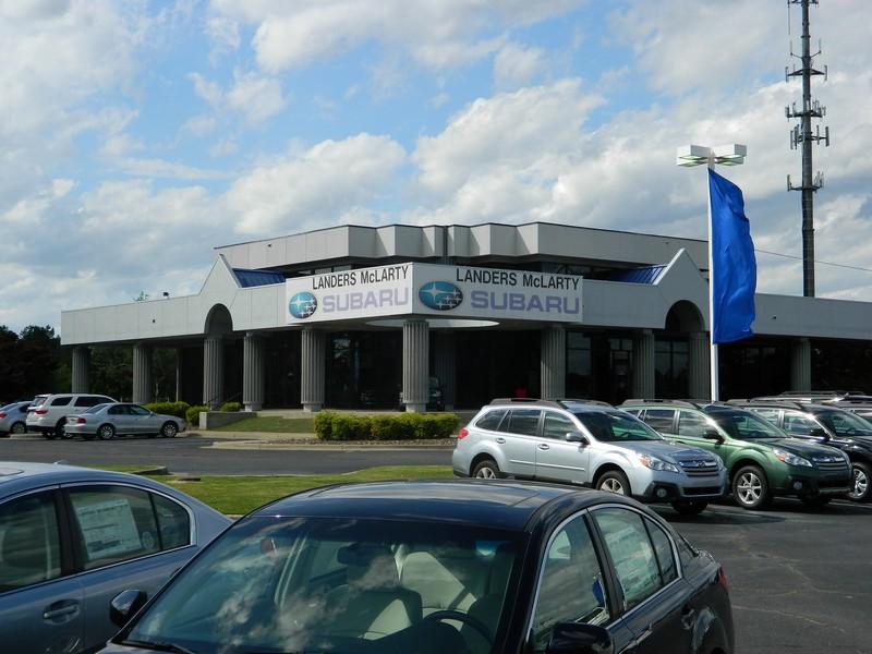 Landers McLarty Subaru, Huntsville AL
