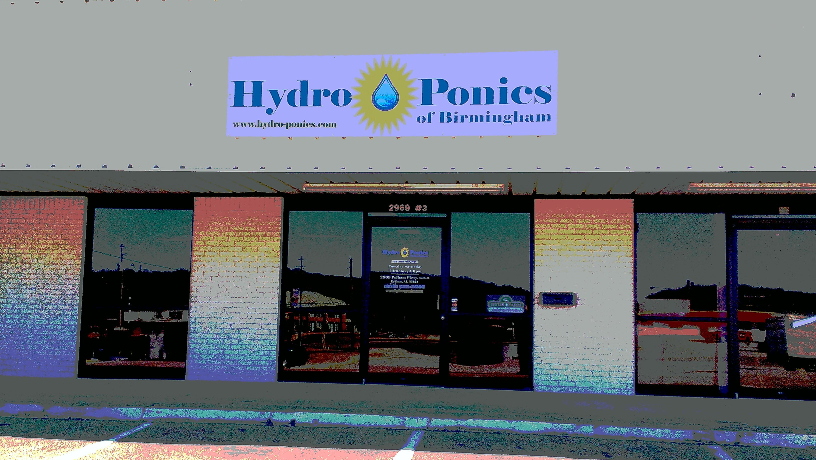 Hydro Ponics Of Birmingham 3025 Pelham Pkwy Pelham Al