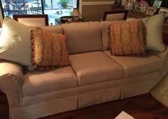 Mack's Upholstery. Sofa