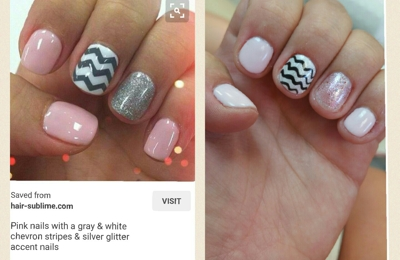 Today's Nail's - Lexington, SC. Not even close. Stay away.