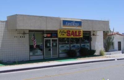 Fan Diego - Rancho Mirage, CA