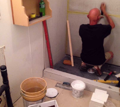 Tomkatz Manufactured Home Services Inc. - Port Orange, FL. Our tile work is the best in the business.  We make sure that our finished product will last you a long long time.