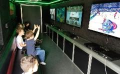 Rockin Rollin Video Game Truck