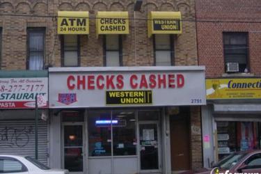 Pine Check Cashing Corp