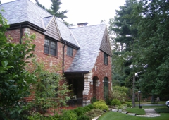 Innovative Construction & Roofing - Saint Louis, MO. Grantwood Village, St. Louis, MO - slate roof