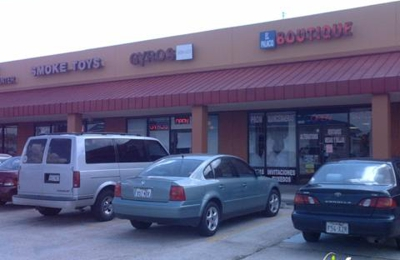 Gyros & Shish Kabob Restaurant - Houston, TX