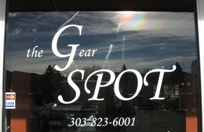 The Gear SPOT - Lyons, CO