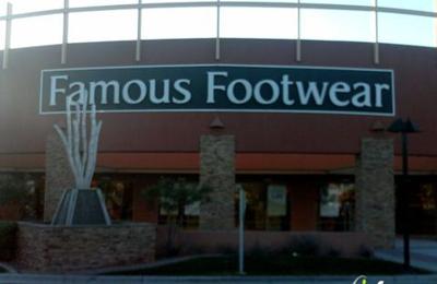 Famous Footwear Goodyear Az