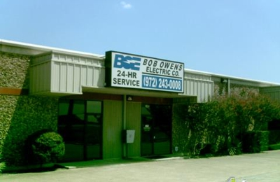 Owens Bob Electric Company Inc - Dallas, TX