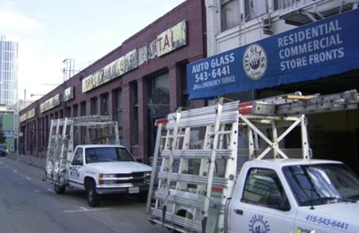 Central City Glass Inc. - San Francisco, CA