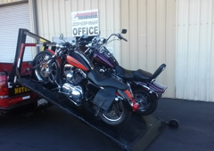 Stockton Motorcycle Towing - Stockton, CA