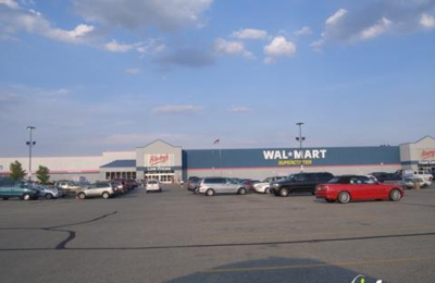 Walmart - Tire & Lube Express - Indianapolis, IN