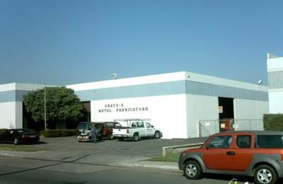 Grayd-A-Metal Fabricators - Santa Fe Springs, CA