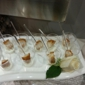 Culinary Delight Catering - Los Angeles, CA. Chicken bites in shooters