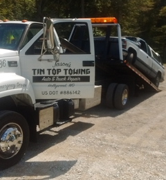 Jason's Tin Top Towing Auto & Truck Repair - Hollywood, MD