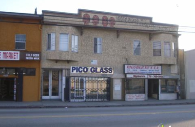 Pico Glass - Los Angeles, CA
