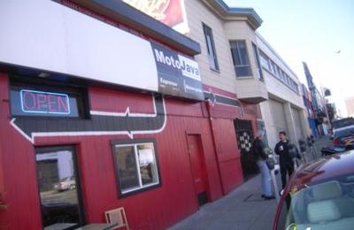 Motojava - San Francisco, CA