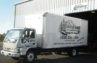Evergreen Janitorial Supply - Redding, CA