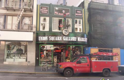 Gallery Market At Union Square - San Francisco, CA