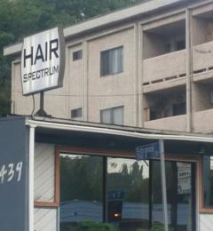 Hair Spectrum - Los Angeles, CA. Hair spectrum at hyperion
