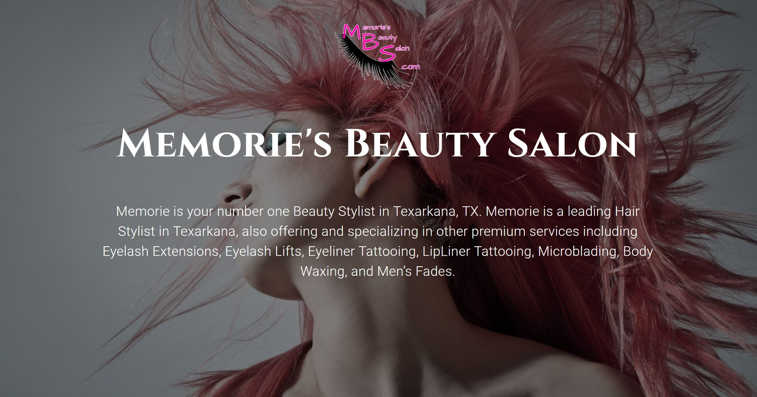 Memorie S Beauty Salon 6500 Summerhill Rd Texarkana Tx 75503 Yp Com