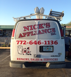 Nick S Appliance Repair 1633 Sw Hampshire Ln Port Saint