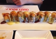 Crazy Rock'n Sushi - Los Angeles, CA. Baked salmon roll