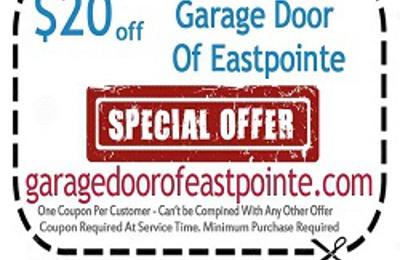 Garage Door Of Eastpointe - Eastpointe, MI
