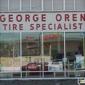 George Oren Tire Specialist Inc - San Leandro, CA