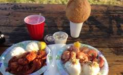 Giovanni's Aloha Shrimp