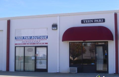 Teen Pari Boutique - Union City, CA