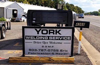 York Welding and Fab - Tyler, TX