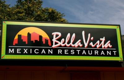 Bella Vista Mexican Restaurant 127 E 20th Ave Denver Co