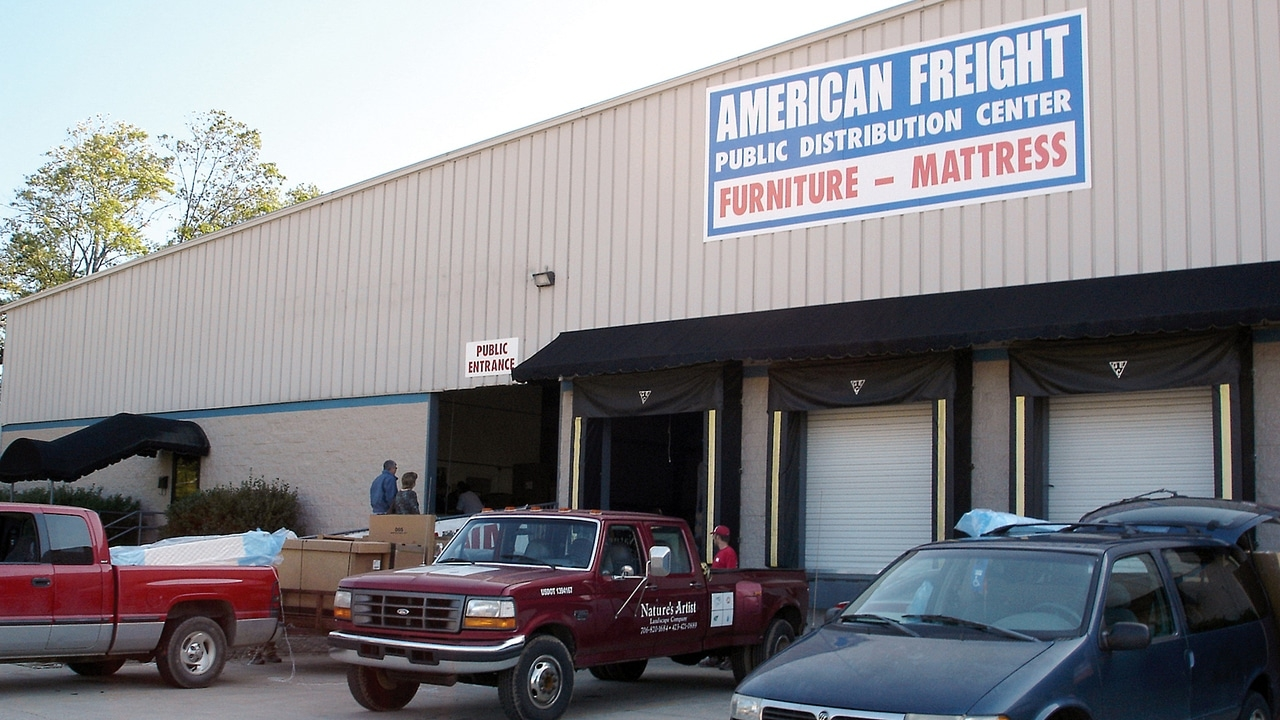 American Freight Furniture And Mattress 6242 Perimeter Dr