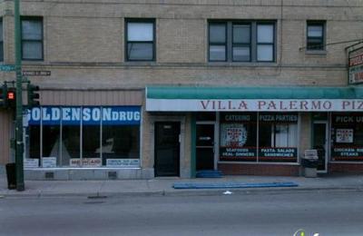 Villa Palermo Pizza - Chicago, IL